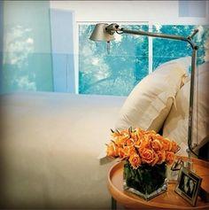 #Tolomeo table lamp as a bedside lamp! #design Michele De Lucchi & Giancarlo Fassina