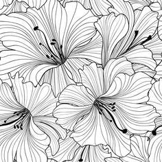 Zantangle Art, Pen Art, Art Floral, Zentangle Drawings, Art Drawings, Mandala Art, Album Photo Papier, Flower Backgrounds, Doodle Art