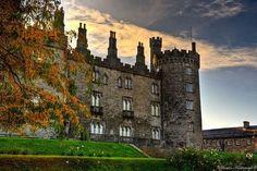 Medieval, Kilkenny Castle, Ireland
