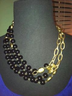 I love this combo! #premierdesigns  Nightingale & Ritz chain ~ #PremierDesigns jewelry #weheartpremier