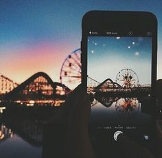 Imagem de photography, iphone, and disney