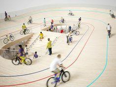 design small velodrom - Google-Suche