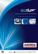 Improving energy performance in UK buildings by William Dyer Electrical UK Ltd