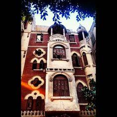 Gothic building | Cairo, #Egypt