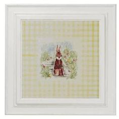 Enchanted Forest Little Bunny Framed Print from www.wellappointedhouse.com