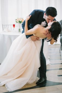So romantic - great wedding photo to have!