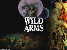 Wild Arms is a good ps1 game