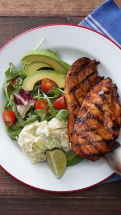 Healthy Sausage Recipes, Healthy Eating Recipes, Cooking Recipes, Romantic Dinner Recipes, Dinner Recipes Easy Quick, Easy Meals, Healthy Breakfast Snacks, Instagram, Delicious Recipes
