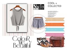 """""""SheIn"""" by alina-gritsay ❤ liked on Polyvore"""