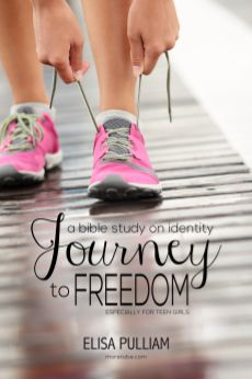 Journey to Freedom:  Teen Girl's Edition