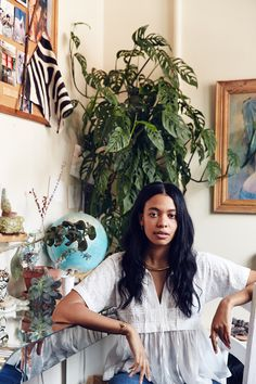 Show + Tell: Aurora James, Creative Director of Brother Vellies
