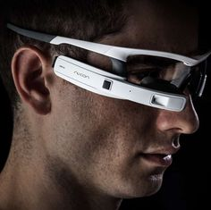 JET sports smart-glasses created by recon instruments and woke design