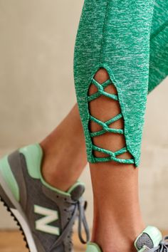 Looped Performance Leggings - Anthropologie-- good for working out.