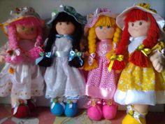 Imagenes de muñecas de trapo - Imagui
