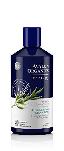 Avalon Organics Biotin B-Complex Thickening Shampoo, 14 Fluid Ounce Avalon http://www.amazon.com/dp/B00NQ2HVBU/ref=cm_sw_r_pi_dp_cgV-wb0Q19ND9