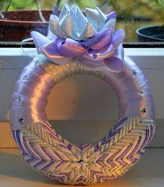 Věnec na dveře č.3 :: Creative ribbons