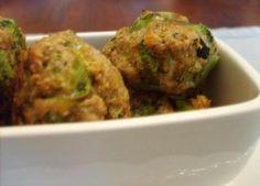 Contorni: polpette di broccoli e formaggio | Ricette di ButtaLaPasta