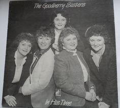 The Goodberry Sisters – In His Time Label: Summit Sound Studio – Format: Vinyl, LP, Album Country: Canada Released: Genre: Folk, World, & Country In His Time, Sound Studio, Lp Album, Peace And Love, Ss, Folk, Sisters, Label, Canada