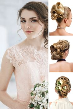 Beautiful Wedding Hair Styles Collection. Still Finding For The Fabulous Hairstyle For Your Special Day? Get Excited By This Beautiful Styles That Could Leave All Woman Tressed To Impress !