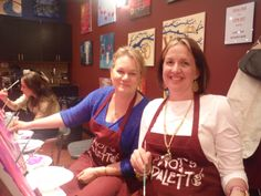 PINOT'S PALETTE STATEN ISLAND PAINT DRINK HAVE FUN