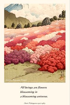 Japanese Haiku, Zen, Poems, Collections, Wisdom, Inspirational, Yoga, Flowers, Quotes