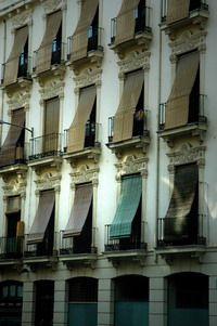 Spain / photography / windows