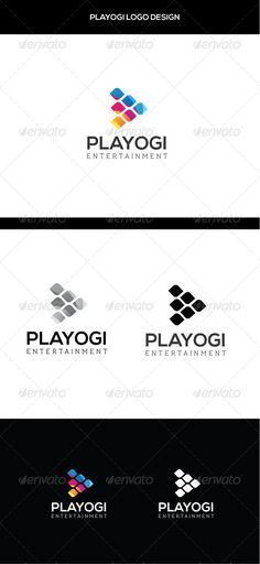 Play  - Logo Design Template Vector #logotype Download it here: http://graphicriver.net/item/play-logo-template/7916248?s_rank=1773?ref=nesto
