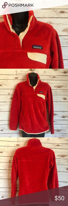 Patagonia retool pullover! Great condition!Size XS Patagonia retool pullover! Great condition!Size XS Patagonia Jackets & Coats