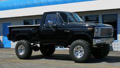 https://flic.kr/p/GJNA3X | 1980-81 Ford Custom F-150 Pickup Truck 4X4