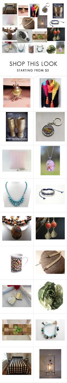 """February Finds on Etsy by A Floral Affair"" by afloralaffair-1 on Polyvore featuring interior, interiors, interior design, home, home decor, interior decorating, rustic, vintage and country"