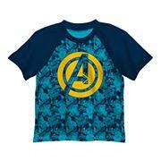 Avengers Graphic Tee - Preschool Boys 4-7