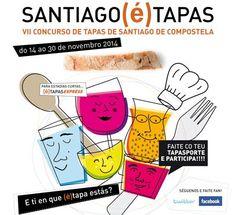 Ya conocemos las fechas del Santiago (é) Tapas 2014 y todos los establecimientos participantes.
