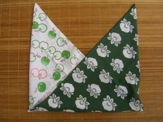 日本手ぬぐいで作るあずま袋(製図編)の作り方|バッグ|ファッション小物|ハンドメイド・手芸レシピならアトリエ