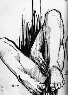 untitled - Sketches - Lea Nahon - Tattoos & Paintings
