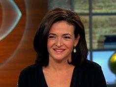 Facebook's Sheryl Sandberg pushes for more women in tech