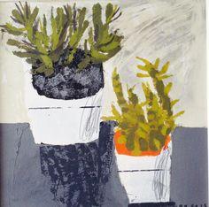 NEW | Cactus Pots, sold
