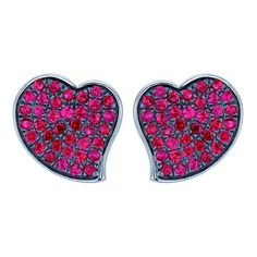 Silver Eternal Love Fashion Ladies' Earrings