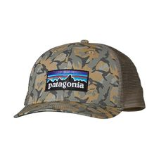 Patagonia Trucker Hat - The Trucker Hat has an organic cotton bill to  provide some shade and polyester mesh on the back crown to keep you cool. 611993f396e0