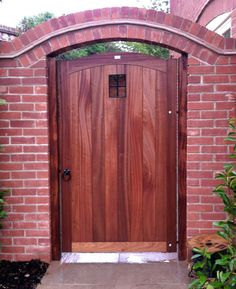 Sapele has been a very popular choice for creating doors since at least the mid-20th century, and was widely used as a veneer on interior doors in the 1980s and early 1990s. http://www.worktop-express.co.uk/wood-worktops/sapele-worktops