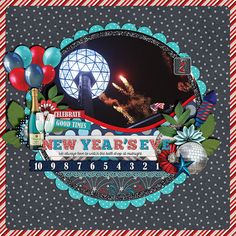 GingerScraps :: Bundled Goodies :: At Midnight Bundle by JoCee Designs  #digitalscrapbooking#digiscrapping#digitalart#scrapbooking#makingmemories#Midnight#new year#new years' eve#auld lang syne#happy new year#balloons#champagne#fireworks#party#hat#noise maker#mask#clock#bling#disco ball#countdown#cork#glass#new beginnings#gingerscraps#joceedesigns