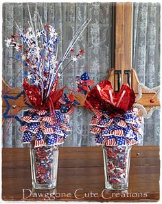 Down Our Country Road: ~4th of July Craft Idea~
