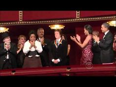 ▶ PAUL McCARTNEY AT KENNEDY CENTER HONORS (Complete) - YouTube