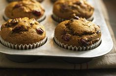 One tiny muffin. Two fall flavors. Endless breakfast love.