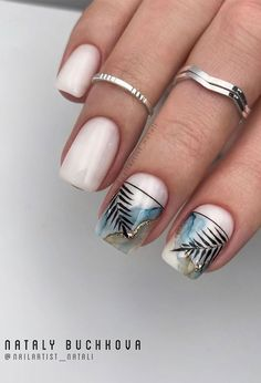These gorgeous nail art designs are giving us all the manicure inspiration we need for our next manicure. We are obsessed with these fabulous nails. Fabulous Nails, Gorgeous Nails, Pretty Nails, November Nails, Fall Nail Art, New Nail Art, Manicure E Pedicure, Nail Swag, Stylish Nails
