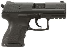 The subcompact model of the renowned handgun, (SubKompact) series has all of the sought-after characteristics of the larger frame and pistols, but in a more concealable design. Heckler & Koch, Handgun For Women, Self Defense Weapons, Weapons Guns, Military Weapons, Ruger Lcp, Night Sights, Cool Guns, Awesome Guns