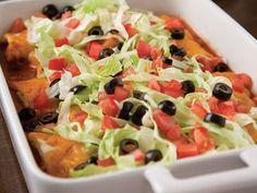 Recipe: Burrito Casserole - Sandra Lee