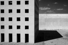 san cataldo cemetery - aldo rossi - modena - 1972-1984