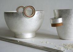 The British are Coming an on-line exhibition of British base Silversmiths - crafthaus