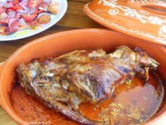 Pork, Baking, Chocolate Blanco, Bathroom, Wings, Kabobs, Tart Recipes, Lamb Shanks, Baby Lamb