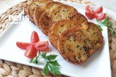 Börek Tadında Kahvaltılık Ekmek Dilimleri